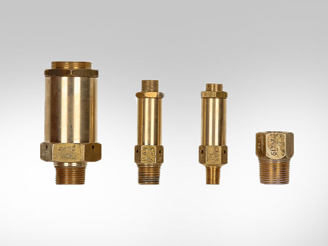 POP Action Type Safety Relief Valve